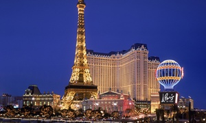 Iconic 4-Star Paris-Themed Casino on Vegas Strip