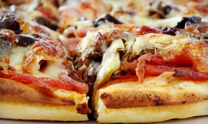 Pronto Pizza - Dunedin: $10 for $20 Worth of Pizza and Italian Cuisine at Pronto Pizza