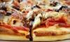 Pronto Pizza - Dunedin: $10 for $20 Worth of Pizza and Italian Cuisine at Pronto Pizza
