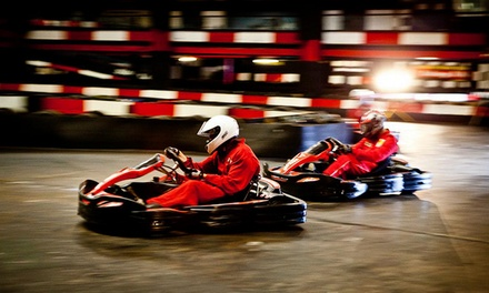 Go Karting: 30-Lap Experience from £19 at Supakart