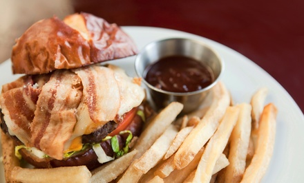 Greek-American Diner Cuisine at Silver Star Diner (Half Off). Two Options Available.