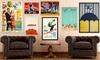 Classic-Movie Prints on Canvas: Classic-Movie Prints on Canvas. Multiple Movies and Sizes Available from $26.99–$36.99. Free Returns.