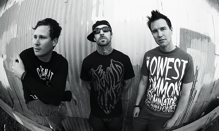 Wine Amplified Festival feat. Train and Blink-182 - MGM Resorts Village: Wine Amplified Festival – Train, Blink-182, Michael Franti, Violent Femmes, Better Than Ezra, and Magic! (Up to 44% Off)