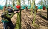 Half-Day Group Paintball Game £8
