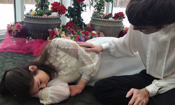 """""""Romeo and Juliet"""" - Olmstead Performance Arts: """"Romeo and Juliet"""" for Two at Olmsted Performing Arts Center on March 3–9 (Up to 54% Off)"""