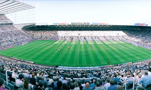 Newcastle United Football Club: Newcastle United FC: Stadium Tour for Two Adults or a Family of Four (Up to 59% Off)