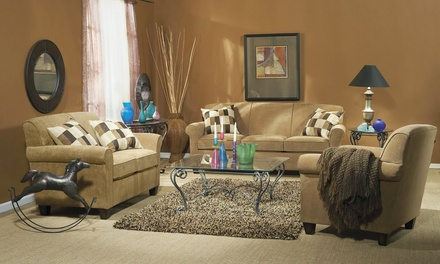 $25 for $100 Worth of Home Furnishings at Harkness Furniture