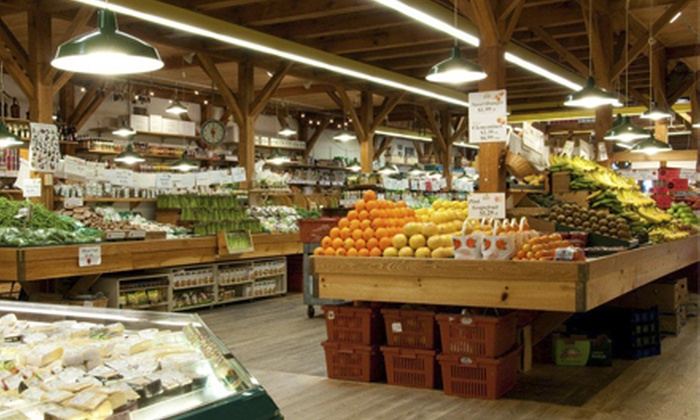 Idylwilde Farms - Acton: $15 for $25 Worth of Meats, Produce, Seafood, and Garden Products at Idylwilde Farms