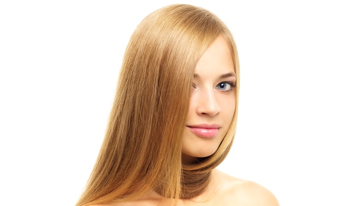Hair by Keri - Winter Park: Haircut, Shampoo, and Blow-Dry with Option for Partial Foil Highlights at Hair by Keri (Up to 53% Off)