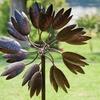 Kinetic Metal Garden Art