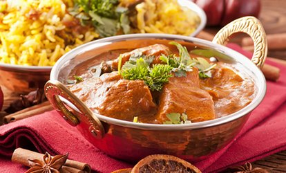 image for $9 for $15 Worth of <strong>Indian</strong>, Nepalese, and Tibetan Cuisine at Himalayan Grill