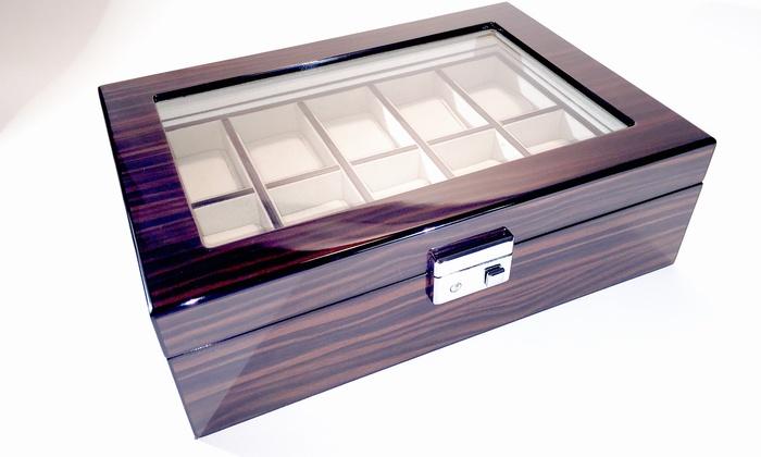 The Watch Box Shop, LLC - Albany / Capital Region: $126 for $229 Worth of Accessories — The Watch Box Shop, LLC
