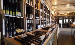 La Guinguette: Dégustation de 4 vins pour 2 personnes à 19,90 € à La Guinguette