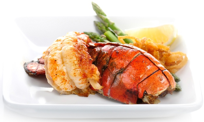 Café la Cave - Des Plaines: Steak and Seafood at Café la Cave (Up to48% Off). Two Options Available.
