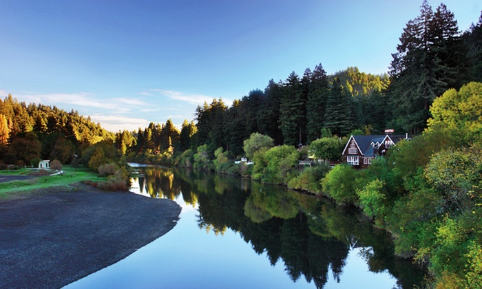 Highland Dell Lodge - Monte Rio, CA: Stay at Highland Dell Lodge in Monte Rio, CA. Dates Available into October.