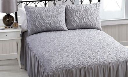 Samantha Bedspread Set (3-Piece)