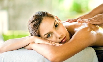 One or Three 60-Minute Custom Massages at Olive Retreat and Spa (Up to 54% Off)