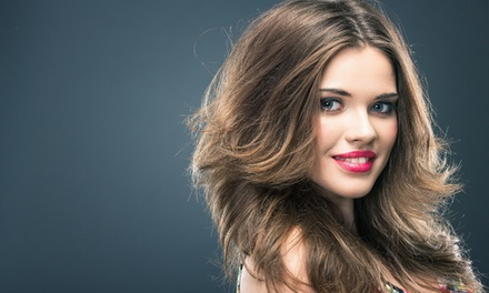 Wash, Cut, Blow Dry (R150), Treatment (R180) and Colour (R260) at Heavenlyheads Hair and Beauty Salon (Up to 60% Off)