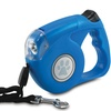 Retractable Dog Leash with Built-In Light