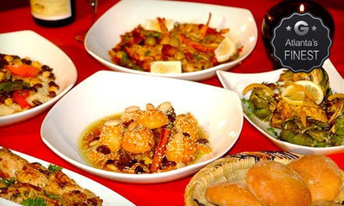 Imperial Fez - Imperial Fez: Five-Course Moroccan Meal for Two or Four at Imperial Fez (Up to 56% Off)