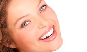 Férula de descarga dental con limpieza bucal por 69 €