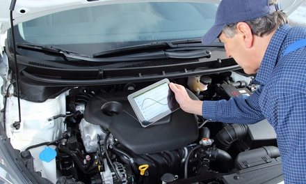 Diagnostics Computer Check from R49 for One Vehicle at Kessel Wynberg (Up to 91% Off)