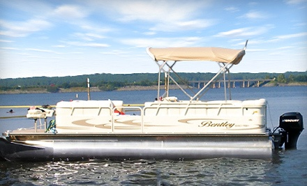 Two-Hour Boat Tour for Up to 10 People  - Jordan Lake Tours in Moncure