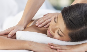 Bodyflo Solutions: One 60-, 90-, or 120-Minute  Aromatherapy Massage with Hot and Cold Towels at BodyFlo Solutions (Up to 61% Off)