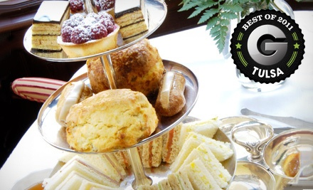 High Tea for 2 (a $36 value) - Nibbles Cafe in Tulsa