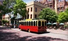 Capital City Trolleys - French Quarter: New Orleans History Trolley Tour for One, Two, or Four from Capital City Trolleys (Up to 57% Off)