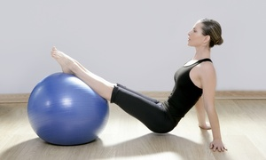 Galaxy Pilates: Four or Six Fitness Classes at Galaxy Pilates (Up to 48% Off)