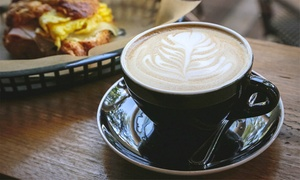 Crema: Café Food or Catering from Crema (Up to 50% Off)