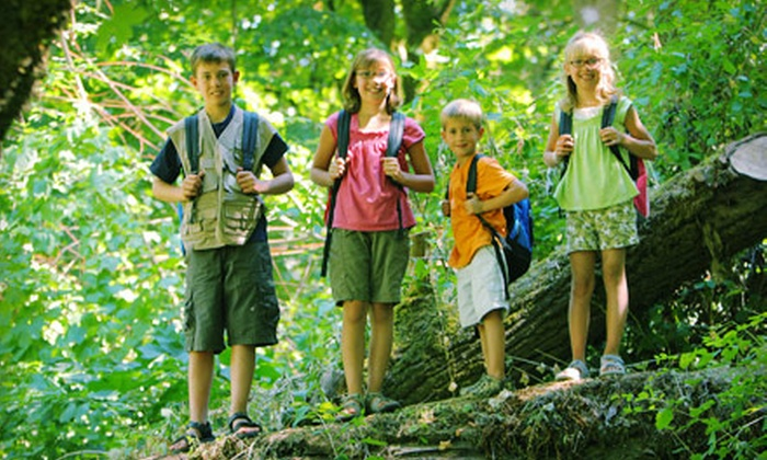 Camp Laughing Loon - East Waterboro: $89.99 for One Week of Summer Day Camp from Camp Laughing Loon (Up to $190 Value)