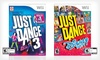 Just Dance: Disney Party and Just Dance 3 for Nintendo Wii: Just Dance: Disney Party, Just Dance 3, or Both for Nintendo Wii (Up to 53% Off). Free Shipping and Returns.