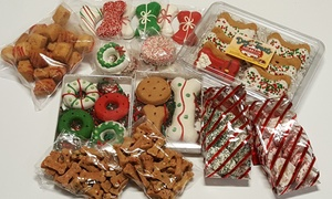Foppers Christmas Dog Treats (Value Pack)