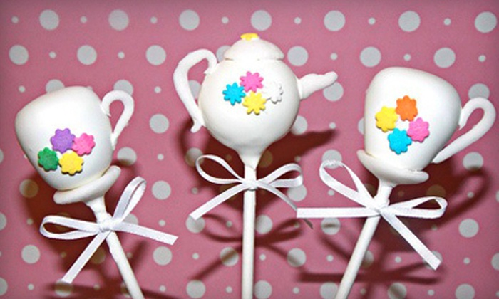 Fabipops - Boerum Hill: Cake Pop Decorating Class for One or Two from Fabipops (Up to 63% Off)