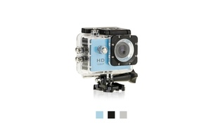 Sports Camera with 16GB SD Card