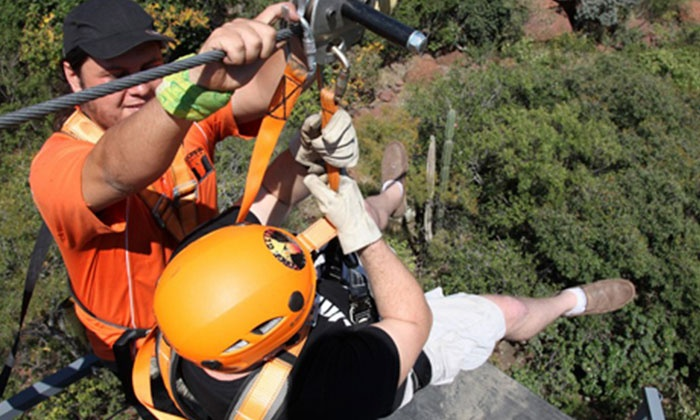 Getaway couches: Zipline Tour and Accommodation from Gorge Glide