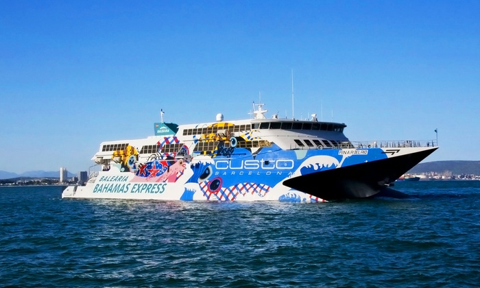 Balearia Bahamas Express - Port Everglades: One- or Multi-Day Fast Ferry to the Bahamas from Balearia Bahamas Express (50% Off)