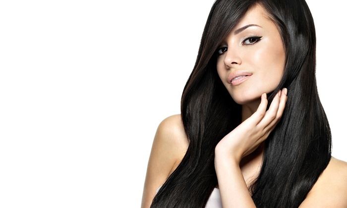 BeautyByUmar.com - Beautybyumar.com: One or Two Haircare Packages with Cleansing, Keratin Treatment, and Styling at BeautyByUmar.com (62% Off)