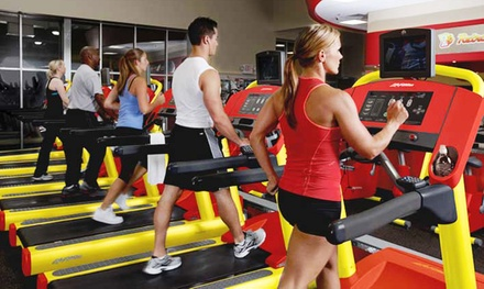 One- or Three-Month Basic or VIP Gym Membership at Retro Fitness (Up to 51% Off)