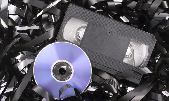 Motophoto - University Heights: $14 for 120 Minutes of Video-to-DVD Transfer from Moto Photo (44% Off)