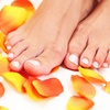 Up toHalf Off Manicure with Optional Pedicure