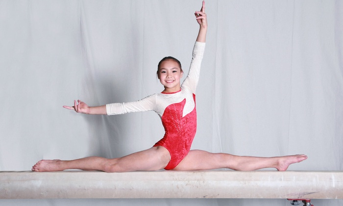 American Gymnastics - Southlake: One Month of Gymnastics,Tumbling/Trampoline, or DanceClasses atAmerican Gymnastics(75% Off). Two Options Available.