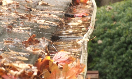 $70 for $140 Worth of Gutter Cleaning  at Exterior Solutions