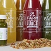 Up to 40% Off Juice Cleanses at Farm to Juice