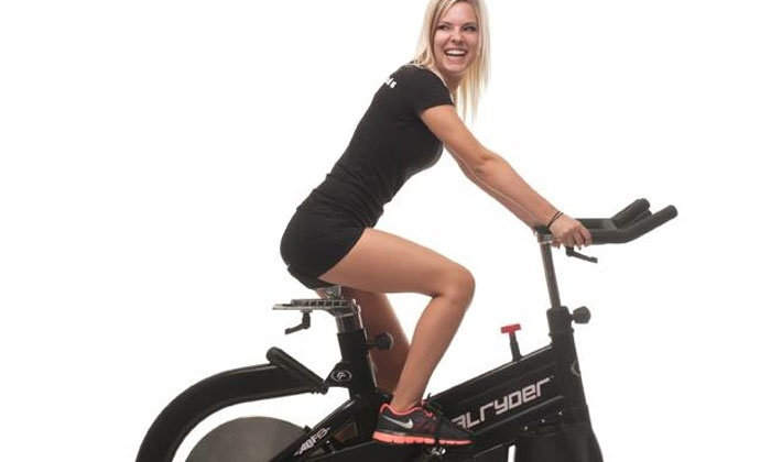 My Fitness Studio, LLC - Mesa: 10 RealRyder Classes or One Month of Unlimited RealRyder Cycling Classes at My Fitness Studio, LLC (Up to 65% Off)