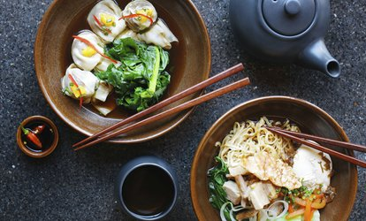 Four-Course Chinese Meal for One or Two at Wok Twist Restaurant (Up to 71% Off)
