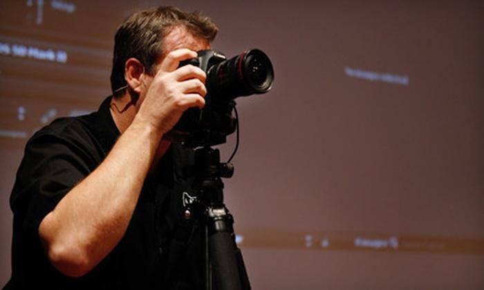 McKay Photography Academy - Tukwila: $59 for a Beginners' Digital-Photography Course from McKay Photography Academy ($449 Value)