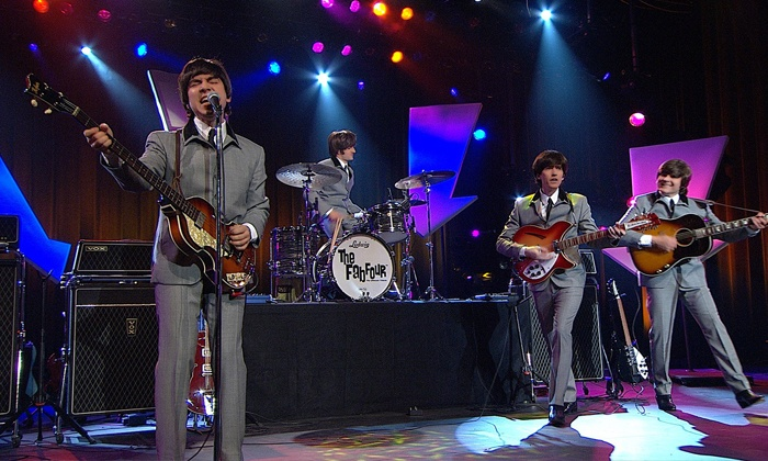 The Fab Four - Downtown Tucson: The Fab Four at The Rialto Theatre on Saturday, January 18, at 8 p.m. (Up to 39% Off)